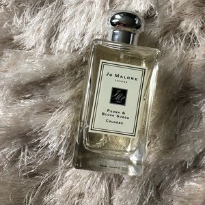 Jo Malone cologne in Peony and Suede Blush 3.4oz